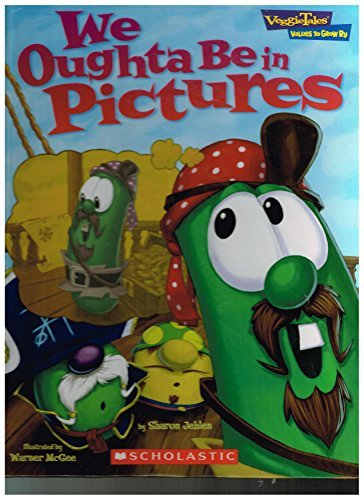 Sharon Jehlen We Oughta Be In Pictures Veggie Tales