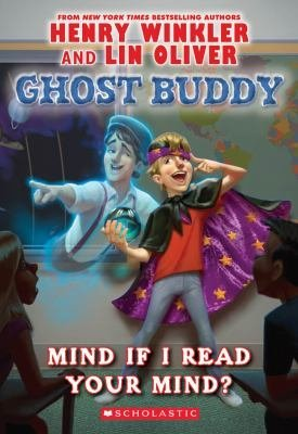 Henry Winkler & Lin Oliver Ghost Buddy Mind If I Read Your Mind?