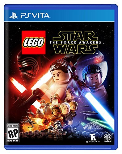Playstation Vita Lego Star Wars Force Awakens