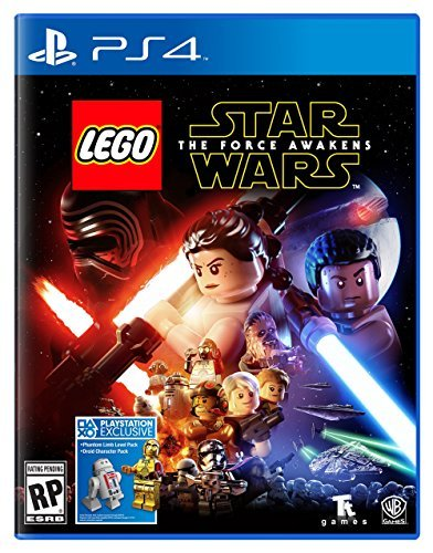 Ps4 Lego Star Wars Force Awakens