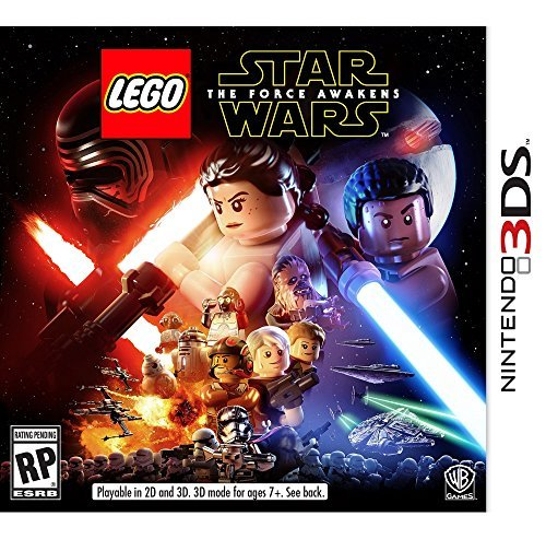 Nintendo 3ds Lego Star Wars Force Awakens