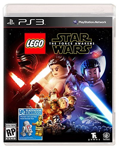 Ps3 Lego Star Wars Force Awakens
