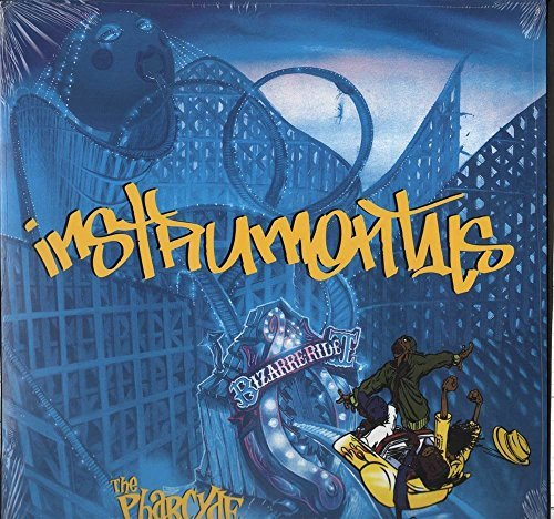 The Pharcyde Bizarre Ride Ii The Pharcyde Instrumentals