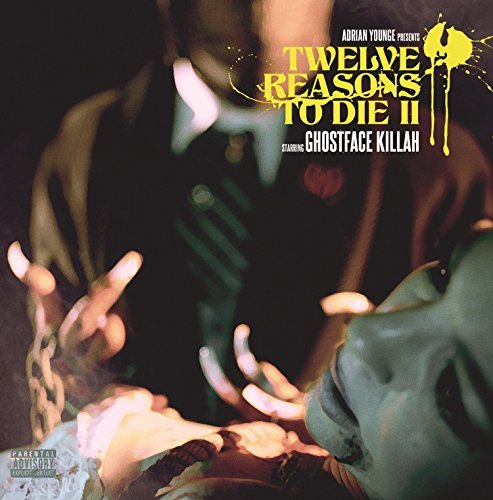 Adrian Younge Presents Ghostface Killah Death's Invitation Let The Record Spin