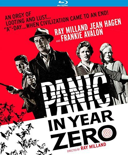 Panic In Year Zero Milland Hagen Avalon Blu Ray Nr