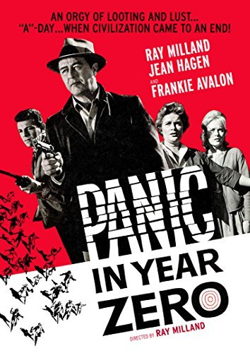 Panic In Year Zero Milland Hagen Avalon DVD Nr