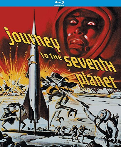 Journey To The Seventh Planet Journey To The Seventh Planet Blu Ray Nr