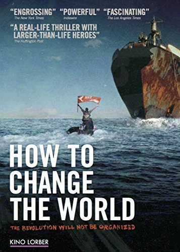 How To Change The World How To Change The World DVD Nr