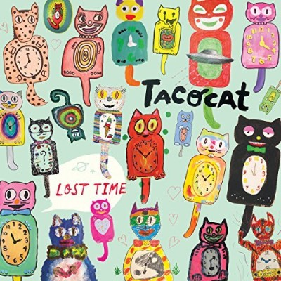 Tacocat Lost Time