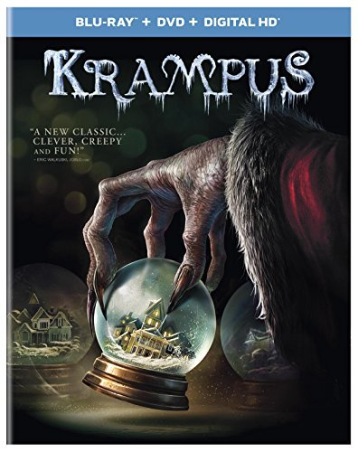 Krampus Scott Collette Blu Ray DVD Dc Pg13
