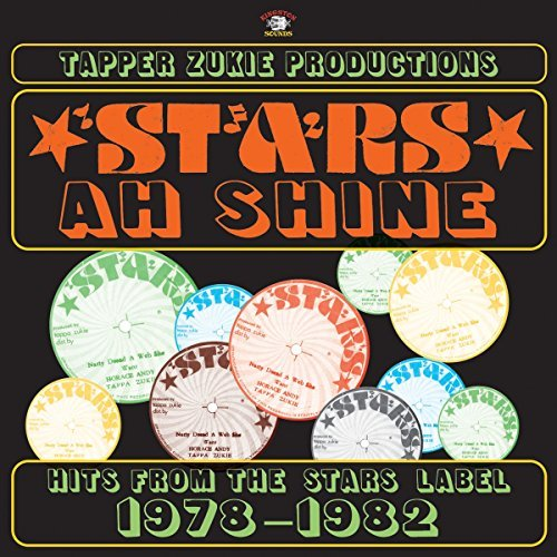 Tapper Zukie Productions Stars Ah Shine Hits From The Stars Label 1978 1982 Lp