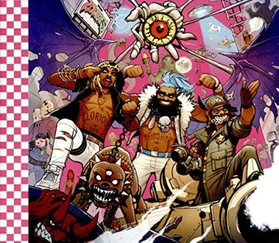Flatbush Zombies 3001 A Laced Odyssey Explicit