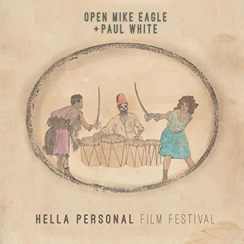 Paul Open Mike Eagle White Hella Personal Film Festival
