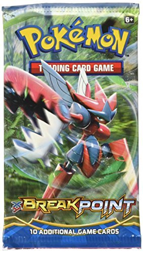 Pokemon Cards Breakpoint Booster Pack