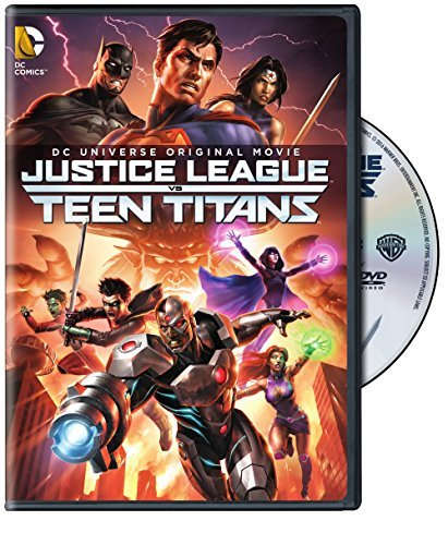 Justice League Vs. Teen Titans Justice League Vs. Teen Titans DVD Pg13