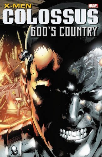 Chris Yost X Men Colossus God's Country