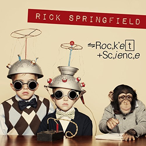 Rick Springfield Rocket Science
