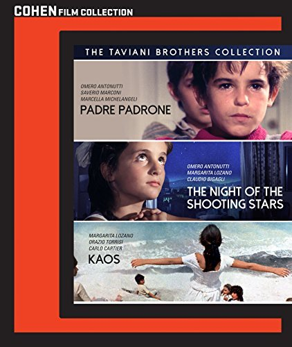 Taviani Brothers Collection Taviani Brothers Collection Blu Ray Nr