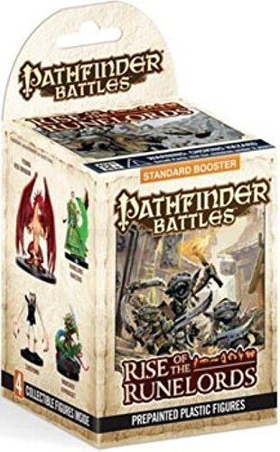 Pathfinder Battles Miniatures Rise Of The Runelords Booster