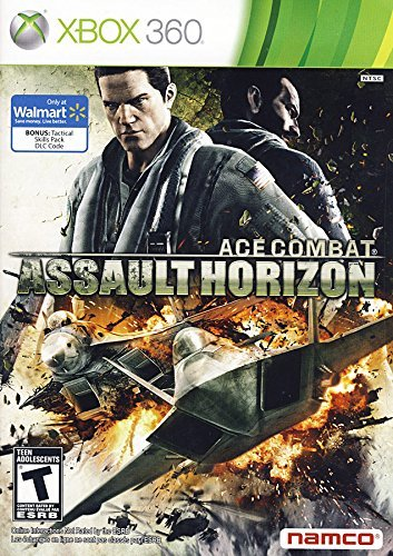 Xbox 360 Ace Combat Assault Horizon