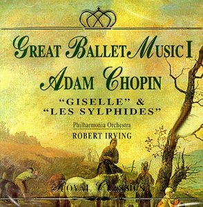Adam Chopin Music From Giselle Les Sylphides