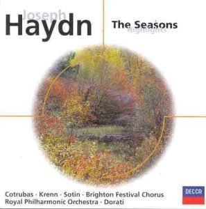 J. Haydn The Seasons Highlights