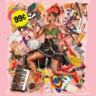 Santigold 99 Cents (clear Vinyl)