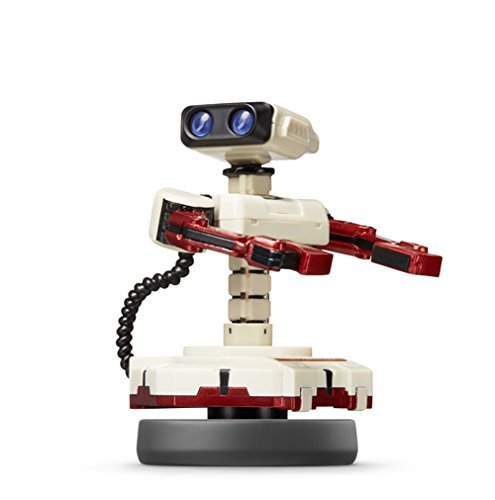 Amiibo Super Smash Brothers R.O.B. ( Famicom Colors) Amiibo