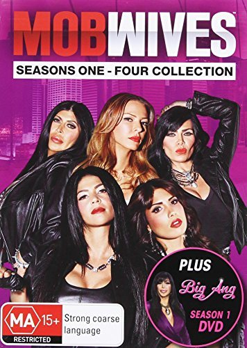 Mob Wives Season 1 4 & Big An Mob Wives Season 1 4 & Big An Import Aus Box Set