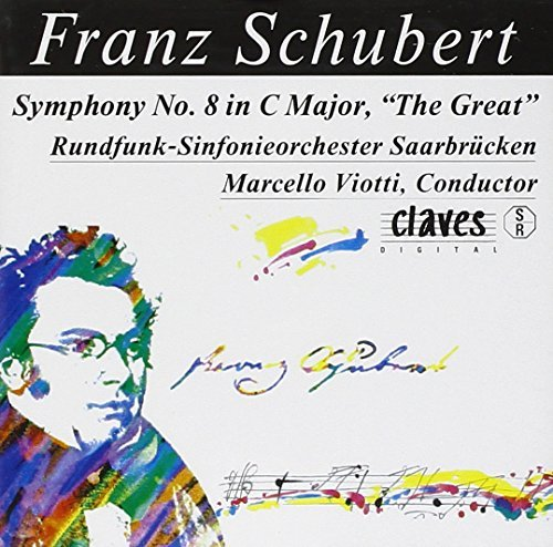 "Franz Schubert Sym 8 In C Major ""the Great"""