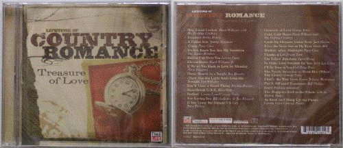 Lifetime Of Country Romance Trasure Of Love 2 CD