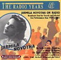 Jarmila Novotna On Radio