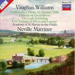 Ralph Vaughan Williams Job A Masque For Dancing