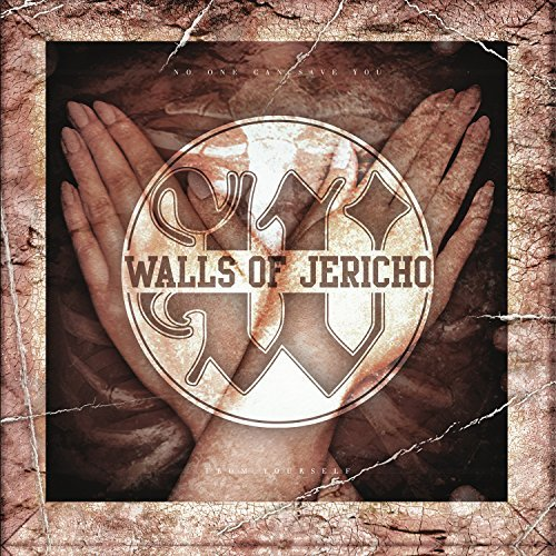 Walls Of Jericho No One Can Save You From Yourself (orange Vinyl)