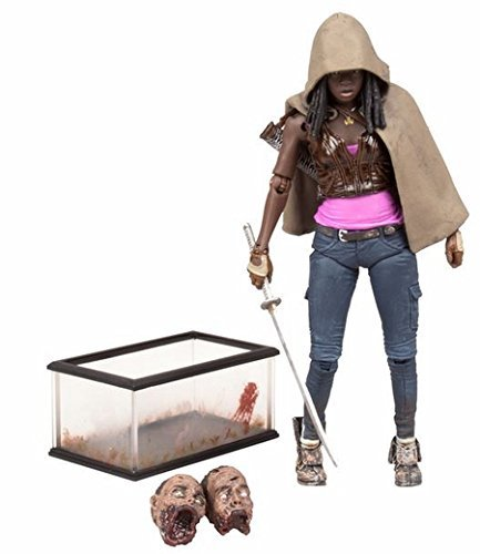 Action Figure Walking Dead Series Tv 6 Michonne