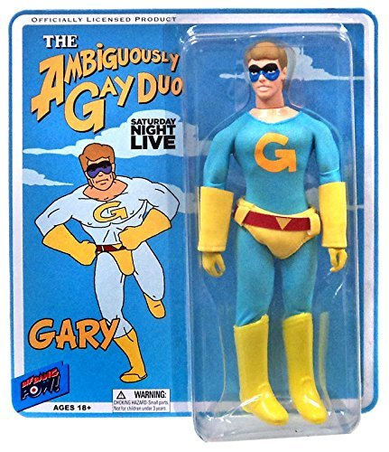 Action Figure Saturday Night Live Ambiguously Gay Duo Gary