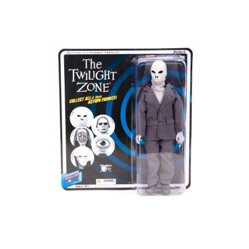 Bif Bang Pow! Twilight Zone Alien Action Figure
