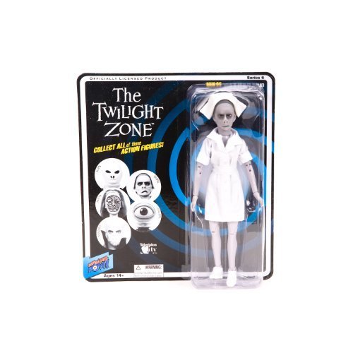 Bif Bang Pow! Twilight Zone Nurse Action Figure