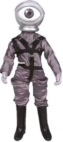 Bif Bang Pow! Twilight Zone Cyclops Action Figure
