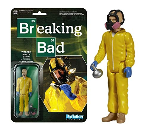 Toy Reaction Breaking Bad Walter White Cook