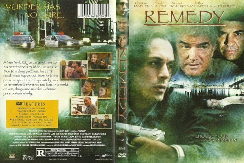 Remedy Vincent Pastore Frehley Maelen