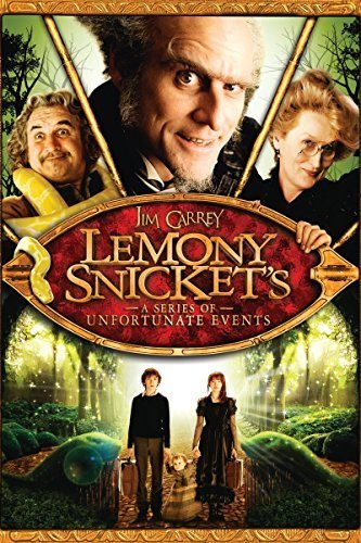Lemony Snicket's A Series Of Unfortunate Events Carrey Streep Law