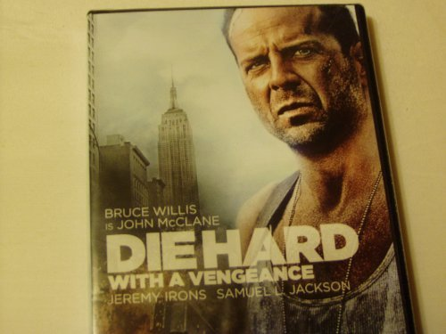 Die Hard With A Vengeance Willis Jackson Irons Willis Jackson Irons