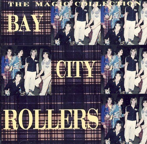 Bay City Rollers Magic Collection