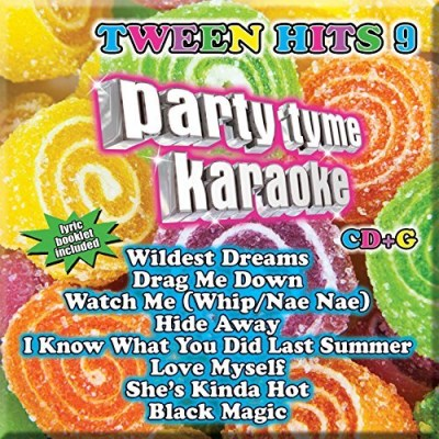 Various Artists Party Tyme Karaoke Tween Hits #9