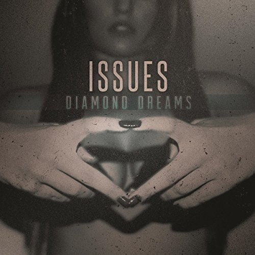 Issues Diamond Dreams (half Grey & Half Classic Black Vinyl) Limited To 500 Rise Records Head Start To Record Store Day