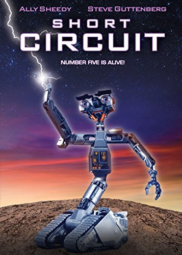 Short Circuit Sheedy Guttenberg DVD Pg