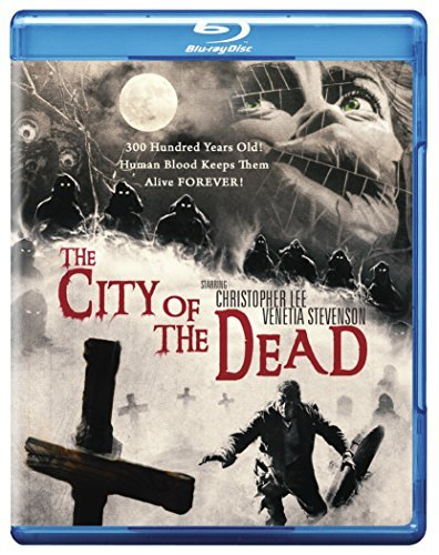 City Of The Dead Lee Lotis Blu Ray Nr