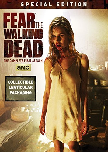 Fear The Walking Dead Season 1 DVD Special Edition