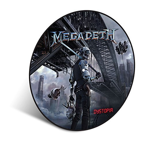 Megadeth Dystopia Picture Disc